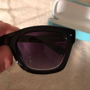"kate spade Accessories - Kate Spade black ""Kisha"" sunglasses"